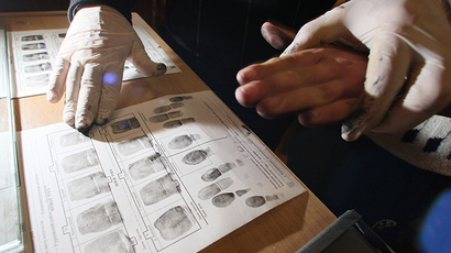 Russia to introduce universal fingerprinting of foreigners