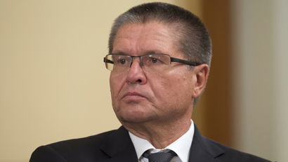 Russian Minister of Economic Development Alexey Ulyukayev (RIA Novosti)