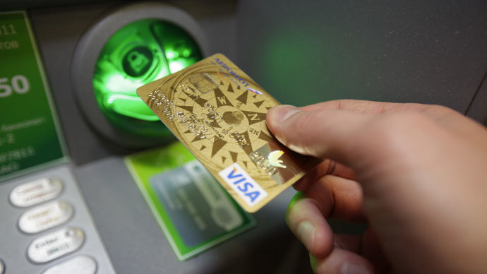 Smart move: Russia's Central Bank promotes plastic cards with chips to avert €100 mn in fraud