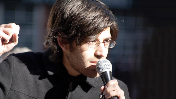 Aaron Swartz (Photo by Phillip Stearns)
