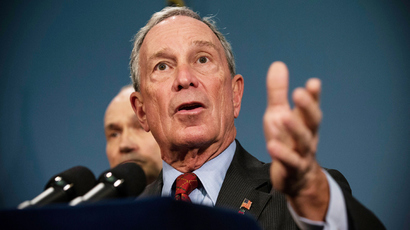 Bloomberg reveals largest gun seizure ever in New York