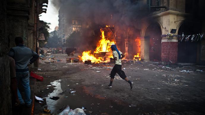 Vacation amid violence: Russians flock to Egyptian resorts despite travel warnings