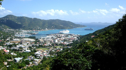 Road Town, Tortola, British Virgin Islands (Photo from wikipedia.org)
