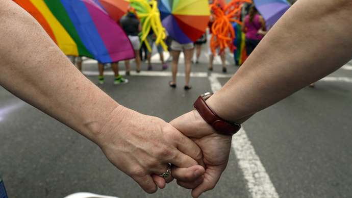 Anti-gay hate crimes set to double in New York City in 2013