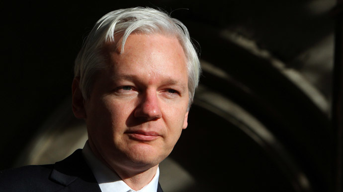 Assange blames neglect of WikiLeaks party on desire to save Snowden