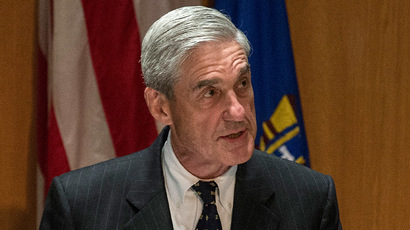 Robert S. Mueller III, Director of the Federal Bureau of Investigation (FBI) (Andrew Burton/Getty Images/AFP)