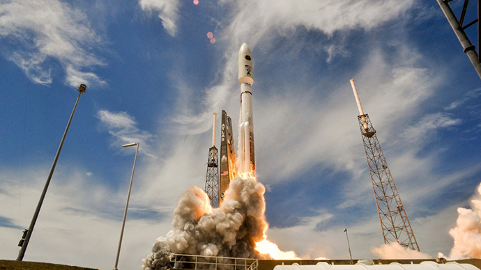 Atlas V (Image courtesy United Launch Alliance)