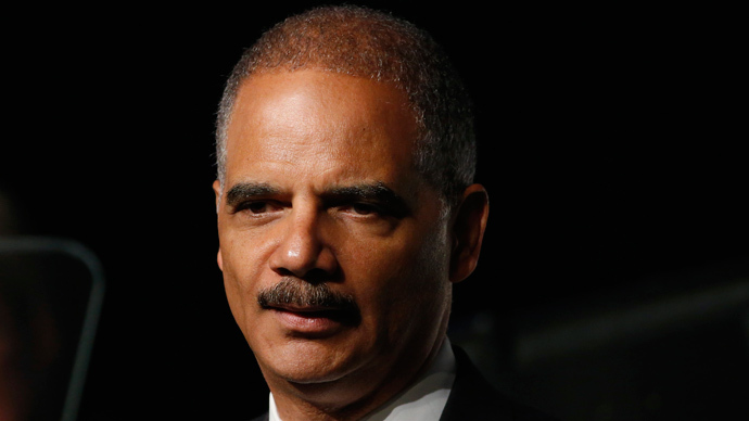 U.S. Attorney General Eric Holder (Reuters / Stephen Lam)