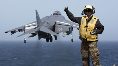 UK sends jets to Cyprus in what it insists is a defensive move