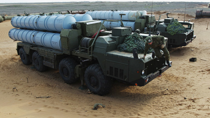 Iran-bound S-300 anti-aircraft systems 'dismantled' – Russia
