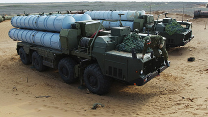 S-300 air defense (RIA Novosti/Valeriy Melnikov)