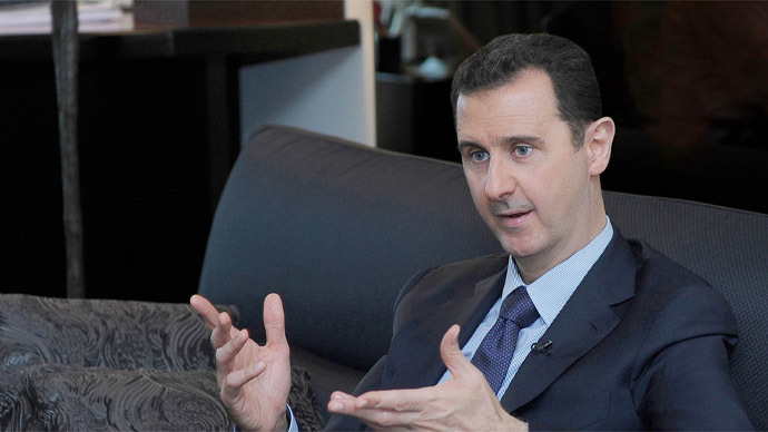 Not a 'slam dunk': US intelligence can't prove Assad used chemical weapons