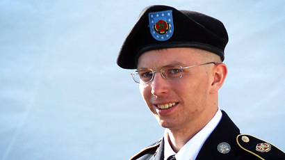 Chelsea Manning (AFP Photo / Alex Wong)