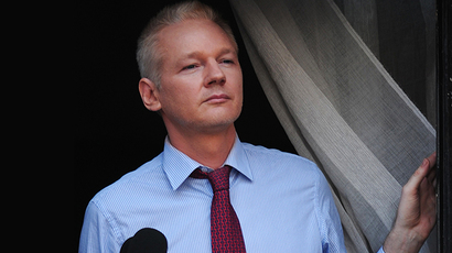 Wikileaks founder Julian Assange (AFP Photo / Carl Court)