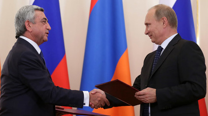 Russian arms boss warns Ukraine, EU over planned agreement