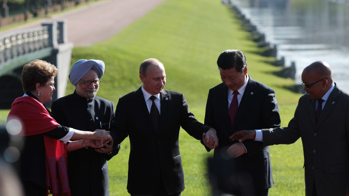 BRICS agree to capitalize development bank at $100bn