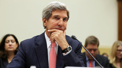 U.S. Secretary of State John Kerry (Alex Wong/Getty Images/AFP)