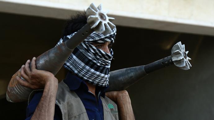 AFP Photo / Mezar Matar
