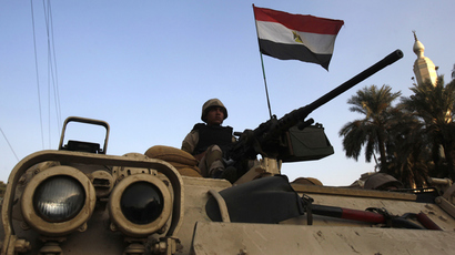 Egypt's security forces bring tanks to storm Islamist stronghold outside Cairo (PHOTOS, VIDEO)