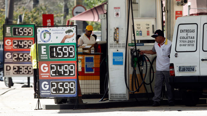No economic espionage? NSA docs show US spied on Brazil oil giant Petrobras