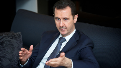 Bashar Assad (AFP Photo)