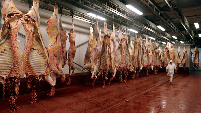 USDA program to speed up processing fails to catch contaminated meat