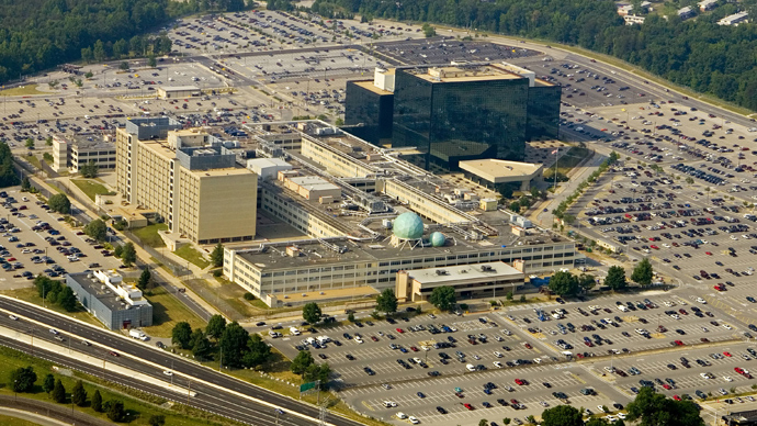 National Security Agency (NSA)  in Fort Meade, Maryland (AFP Photo / Paul J. Richards)