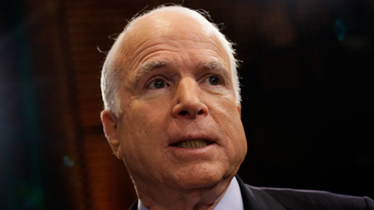 Syria researcher dismissed for falsifying credentials hired by Senator McCain