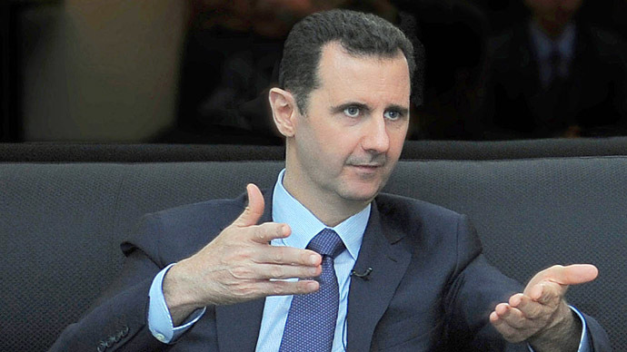 Syrian President Bashar Assad (AFP Photo/SANA)