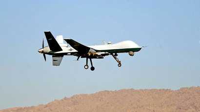 An Air Force MQ-9 Reaper.(AFP Photo / James L. Harper Jr.)