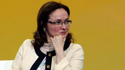 Central Bank Head Elvira Nabiullina (RIA Novosti/Alexei Danichev)