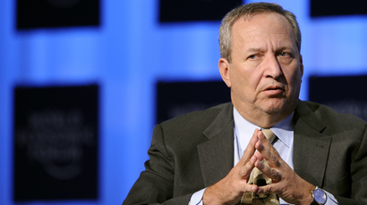 US National Economic Council (NEC) Director Lawrence H. Summers  (AFP Photo)