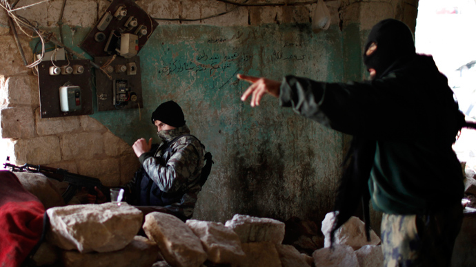 Extremists and Al-Qaeda carrying rebel fight in Syria – study