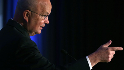 Michael Hayden, former director of the National Security Agency (NSA) (Mark Wilson/Getty Images/AFP)