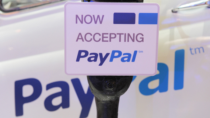 Russian Ruble Debuts On Paypal Rt Business