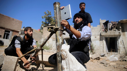 Russia to provide UNSC with data for chem weapon use by Syrian rebels