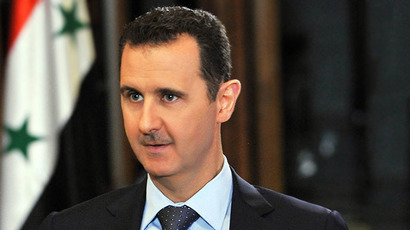 Syrian President Bashar al-Assad (AFP Photo / SANA)