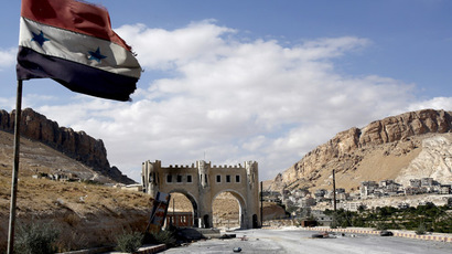 Islamist fighters move 12 abducted Syrian nuns from Maaloula to rebel-held town