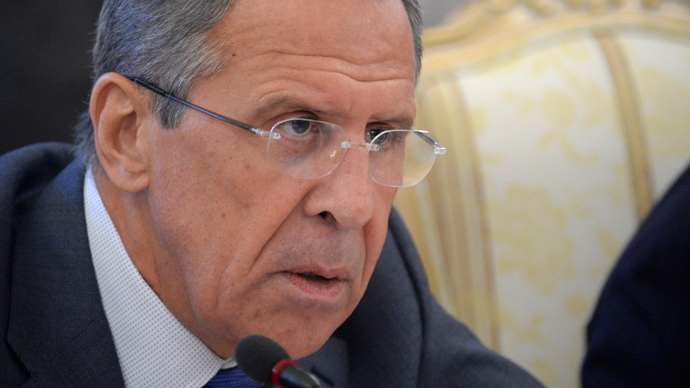Western countries blinded by 'Assad must go' mentality - Lavrov