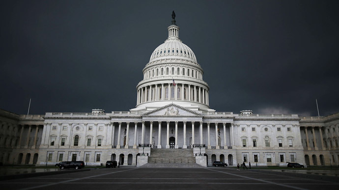 U.S. Capitol Building in Washington, DC. (Mark Wilson/Getty Images/AFP)