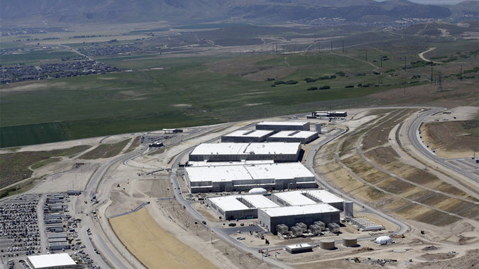 National Security Agency: Utah Data Center (Image from wikipedia.org)