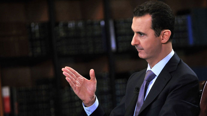 I obey the will of Syrian people, not a particular group – Assad