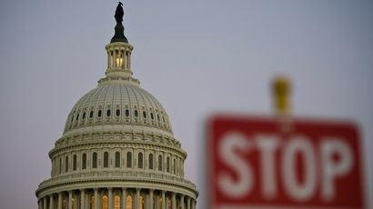 The US Congress building (AFP Photo / Mladlen Antonov)