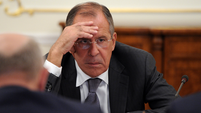West may fail to bring Syrian opposition to Geneva talks in time - Lavrov