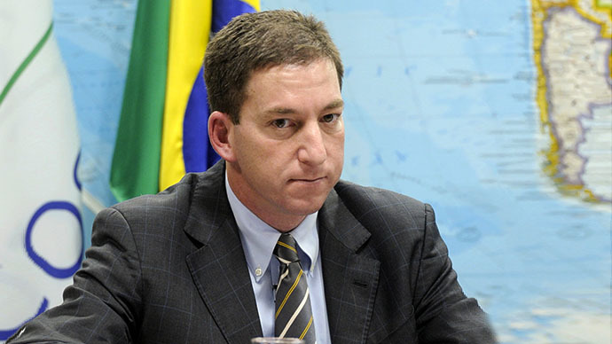 Guardian reporter Glenn Greenwald (AFP Photo / Lia de Paula)
