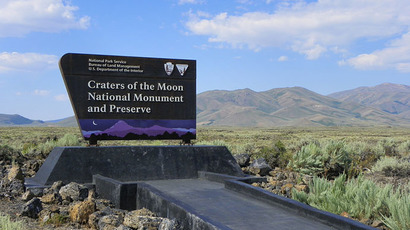 Craters of the Moon National Monument and Preserve (photo by J. Stephen Conn / flickr.com)