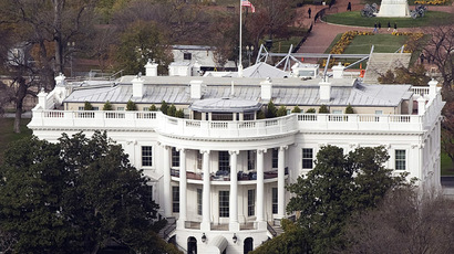 The White House in Washington, DC. (AFP Photo/Paul J. Richards)