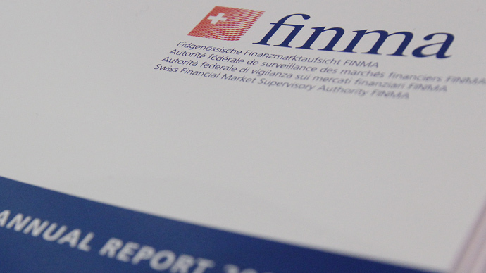 Switzerland launches probes of multibillion 'shady' market manipulations