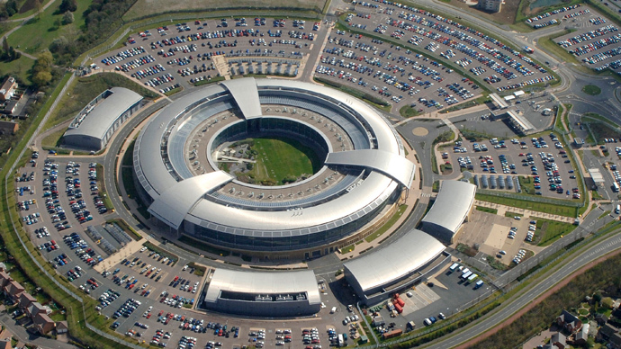 Britain's Government Communications Headquarters in Cheltenham (Reuters / Crown Copyright / Handout)