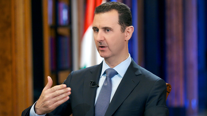 Turkey will pay for harboring 'terrorists' – Assad